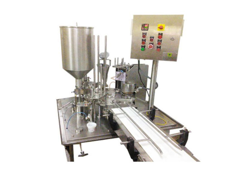 Filling and Sealing Machines - 1-8-R