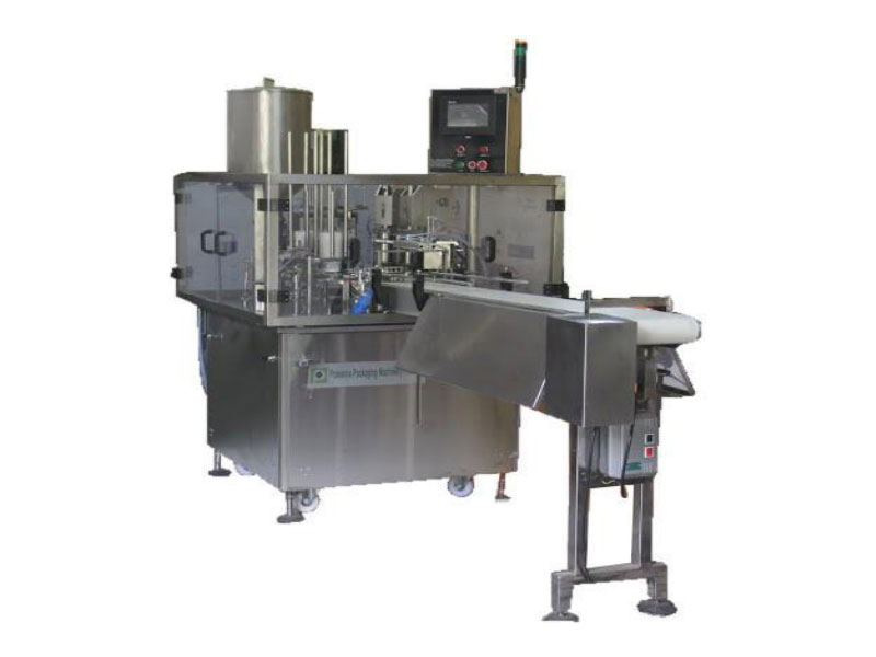 Filling and Sealing Machines - 2-6-R