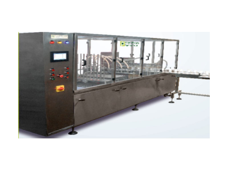 Filling and Sealing Machines - 6-8-L