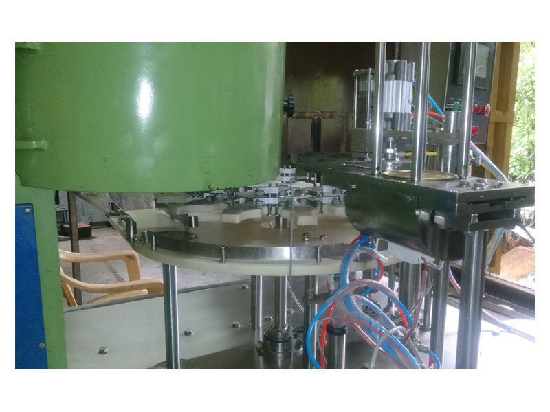 Filling and Sealing Machines - Ghee Filling and Seaming Machines